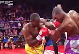 Adonis Stevenson Told His Daughter He Was Going To Knock Out Thomas Williams For Her Birthday And Dang It He Did