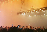 Kanye West Kicks Off 'Saint Pablo' Tour on an Epic Platform Floating Above the Audience -- Watch!