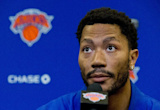 Derrick Rose somehow thinks the Knicks are a known superteam