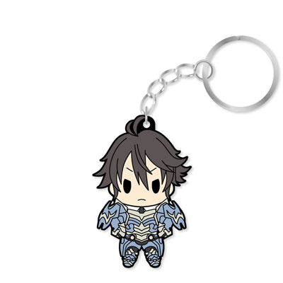 D4 Fire Emblem Awakening - Rubber Keychain -all unit collection- Vol.1 ...