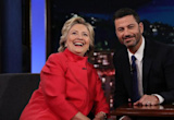 Hillary Clinton Reads Actual Donald Trump Quotes on 'Jimmy Kimmel Live'