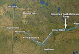 'We are going to be OK': North Battleford mayor on river oil spill