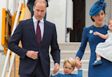 Prince George Disses Canadian Prime Minister Justin Trudeau in Delightfully Heartbreaking Moment -- Watch!