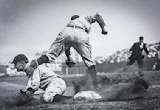 Collection of 7,500 vintage baseball photos could fetch $1 million at auction