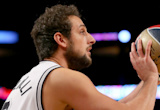Hornets deal No. 22 pick in 2016 NBA Draft for Kings guard Marco Belinelli, report says