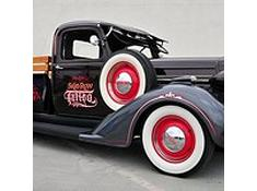 Mister Cartoon's 39 Dodge Truck