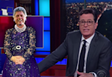 Why Stephen Colbert is excited for Bill Clinton as America's 'First Ladies Man'