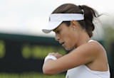 Upset in Wimbledon opener, Injured Ana Ivanovic to rest wrist ahead of Olympics