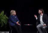 Hillary Clinton Appears on Zach Galifianakis' 'Between Two Ferns,' Goes After Donald Trump