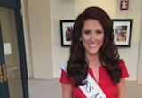 EXCLUSIVE: Miss Missouri Erin O'Flaherty Is 'On Cloud Nine' After Making History as First Out Gay Miss America Contestant