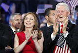 Bill Clinton: How Chelsea Clinton Found Her Calling in New York