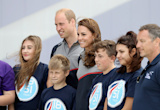 'He's far too spoilt': Prince William jokes about Prince George's third birthday gifts