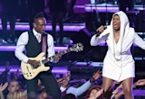 Jennifer Hudson, Stevie Wonder and More Pay Tribute to Prince at BET Awards
