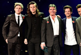Simon Cowell Hits Out At One Direction's Liam Payne