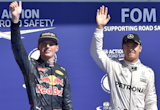 Nico Rosberg edges out Max Verstappen to seal pole position at Belgian Grand Prix