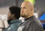 Eagles' Lane Johnson feels like he's 'waiting for an execution date'