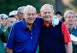 Jack Nicklaus wrote a touching tribute to Arnold Palmer