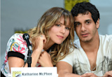 Katharine McPhee and Co-Star Elyes Gabel Split After Almost Two Years Together