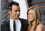 Jennifer Aniston's husband Justin Theroux talks Brad and Angelina divorce: 'That's terrible news for those children'