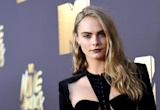 EXCLUSIVE: Cara Delevingne Chops Her Hair Right Before Comic-Con Panel, Dishes on Impulsive Fresh Cut -- See Her New Look!