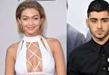 Zayn Malik Gushes Over 'Super Intelligent' Model Girlfriend Gigi Hadid