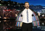Jimmy Kimmel on His Competition and How Late-Night Hosting Is Like Being an Athlete