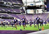 Check out the Minnesota Vikings' fabulous new stadium