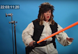 Melissa McCarthy, Bill Hader, Jodie Foster Audition for Young Han Solo Role in New 'Conan' Clip