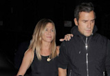 Jennifer Aniston and Justin Theroux Have a Night in With Emily Blunt and John Krasinski