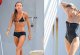 Mary-Kate and Ashley Olsen Show Off Bikini Bodies, Go Makeup-Free in France -- See the Flawless Pics!