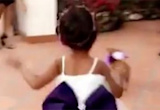 North West steals the show as an adorable flower girl – see the video!