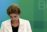 Brazil's Dilma Rousseff takes stand in impeachment trial
