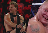 Chris Jericho Discusses His Side Of The Brock Lesnar Backstage Confrontation At SummerSlam