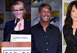 Comic-Con: 'Big Bang Theory' Casts Katey Sagal, Jack McBrayer