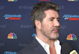 EXCLUSIVE: Simon Cowell Gushes Over Son Backstage at 'America's Got Talent': 'He's Going to Follow Me'