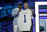 Dallas Cowboys star rookie running back Ezekiel Elliott denies assaulting ex-girlfriend