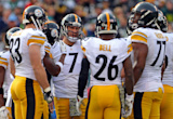 Ben Roethlisberger, Antonio Brown, and Le'Veon Bell set to play Friday, all remain top fantasy options for 2016