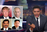 Trevor Noah: Why Donald Trump's ties to Russia are so dangerous
