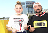 EXCLUSIVE: Harley Quinn Smith Calls Ariel Winter a 'Big Inspiration,' Talks Defending Dad Kevin Smith Against Haters