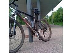 My old mountain bike - Giant Terrago 1 Disc 2008