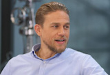 EXCLUSIVE: Charlie Hunnam Bummed He Never Got His Promised 'King Arthur' Sword, Cops to Stealing a Bike From 'Sons of Anarchy'