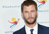 Chris Hemsworth's Adorable Son Keeps Him Caffeinated as He Shares Set Pic With Tom Hiddleston