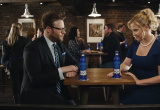 Amy Schumer and Seth Rogen Banter About Equal Pay in New Bud Light Ads