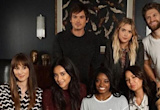 Simone Biles Fulfills Her Ultimate Dream of Visiting the 'Pretty Little Liars' Set