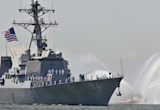 US Navy boat allegedly fires warning shots towards Iranian vessel in Persian Gulf