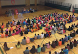 Yellowknife students remember residential school legacy on Orange Shirt Day