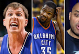 Jason Williams absolutely blasts Charles Barkley for his criticism of Kevin Durant