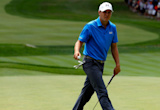 PGA Championship 2016: Jordan Spieth pleased with game, happy to get off seventh hole