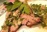 Chimichurri Sauce for Steaks