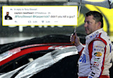 Tony Stewart Called Colin Kaepernick An 'Idiot,' And The Internet Immediately Took Him To Task